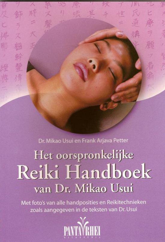 oorspronkelijke Reiki handboek van dr. Mikao Usui